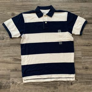 Boys gap striped polo